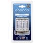"Eneloop""Panasonic Eneloop USB-Ladegerät inkl. 1x4 Mignon 1900 mAh Akkus"""