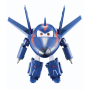 "Super Wings ""AGENT CHASE Transform Spielzeugfigur Medium"""