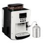 "Krups""EA 8161 Kaffeevollautomat weiß"""