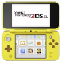 "Nintendo ""New 2DS XL Pikachu Edition [EURO-Version, Regio 2/B]"""