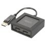 "Digitus""DisplayPort Splitter 4K 1x2, Splitter & Switches"""