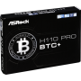 "As-rock ""Asrock H110 Pro Btc+ - Motherboard - Atx - Lga1151 Socket - H110"""