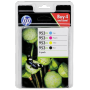 """Hewlett Packard""""HP 3HZ52AE Multipack No. 953 XL BK/C/M/Y [EURO-Version]"""""""