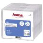 "Hama""1x25 Hama CD-Leerhülle CD-Box- Slim Double 51168"""
