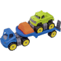 "Big-power-worker Mini Monstertruck-set""Big-power-worker Mini Monstertruck-set"""