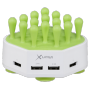 "Xlayer ""XLayer Family Charger Mini 4-Port USB weiß-grün"""