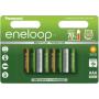 "Eneloop""1x8 Panasonic Eneloop Micro AAA 750 mAh Limited Botanic Edition"""