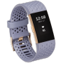 "Fitbit ""Fitbit Charge 2 Special Edition small blaugrau/rosegold"""