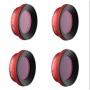 """Pgytech""""Filter Combo 4er Set PRO ND für DJI Mavic Air"""""""