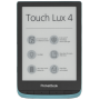 "Pocketbook Touch Lux 4 - Emerald (pb627-c-ww) ""PocketBook Touch Lux 4 - emerald (PB627-C-WW)"""