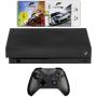 "Hardware/ Zubehör""Xbox One X Konsole 1 TB Forza Horizon 4 & Forza Motorsport 7 Bundle"""