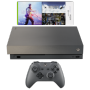 "Hardware/ Zubehör ""Ms Xbox One X Battlefield V Gold Rush Special Edition Bundle"""