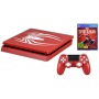 "Sony ""Playstation 4 Slim 1TB Limited Edition Spider-Man USK12"""