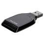 "Sandisk ""SD UHS-I Card Reader 2Y Up to 170 MB/s SDDR-C531-GNANN"""