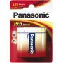 """Panasonic""""1 Panasonic Pro Power 3 LR 12 4,5V Block"""""""