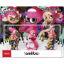 "Multiplattform ""amiibo Splatoon Oktoling 3-in-1-Set-Spielfigur"""