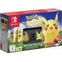 "Nintendo Switch ""Switch Konsole Pokemon Pikachu Bundle Software Vorinstalliert"""
