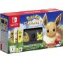"Nintendo""Switch Pokemon: Let´s Go Evoli! Bundle"""