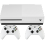 "Xbox One ""Xbox One S 1TB inkl. 2 Controller"""