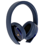 """Ps4""""Playstation 4 Wireless Stereo Headset Gold 500 Million Limited Edition navy blue [DE-Version]"""""""