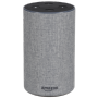 "Amazon""2 hellgrau Stoff Smart Assistant"""