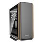 """Be Quiet!""""be quiet! Silent Base 801 - Window Edition - Midi Tower - Erweitertes ATX - ohne Netzteil (ATX / PS/2) - orange - USB/Audio (BGW"""""""