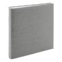 """Goldbuch""""Summertime Trend2 30x31 60 weiße Seiten grau 27606"""""""
