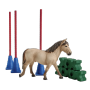 "Schleich ""Farm World 42483 Pony Slalom"""