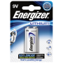 "Energizer ""ENERGIZER Ultimate Lithium 9V Block 1er Blister"""