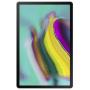 "Samsung""Galaxy Tab S5e - Tablet - Android 9.0 (Pie) - 64 GB - 26.7 cm (10.5"") Super AMOLED (2560 x 1600) - microSD-Steckplatz - Silber ("""