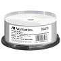 "Verbatim ""1x25 Verbatim BD-R Blu-Ray 25GB 6x Speed, thermal printable [DE-Version, Regio 2/B]"""
