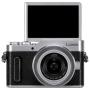 "Panasonic""Lumix DC-GX880 Kit schwarz/silber + H-FS 12-32 mm"""