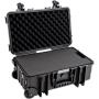"""B&w International""""B&W Outdoor Case Type 6600 schwarz mit Schaumstoff Inlay"""""""