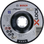 """Bosch""""Trennscheibe X-LOCK Expert for Metal 125mm gekröpft"""""""