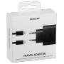 """Samsung """"Schnellladegerät, USB Typ C, 45W, 1 m, black"""""""