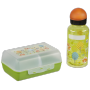 "Emsa ""EMSA Kids Set Fox Lunch box set Polypropylene (PP) - Tritan Grün - Transparent 1Stück(e) (518139)"""