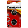 "Panasonic ""1x2 Panasonic CR 2032 Lithium Power"""