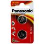 """Panasonic""""1x2 Panasonic CR 2032 Lithium Power"""""""