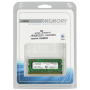 """Crucial""""2GB DDR3 1333 MT/s CL9 PC3-10600 SODIMM 204pin for Mac"""""""