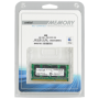 "Crucial ""8GB DDR3 1333 MT/s CL9 PC3-10600 SODIMM 204pin for Mac"""