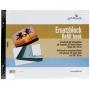 """Goldbuch""""Ersatzblock 38x30 30 Seiten schw.+ Schrauben 83077"""""""