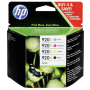 "Hp Deutschland Gmbh""Tinte Combopack Nr. 920 XL (C2N92AE) [EURO-Version]"""