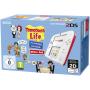 """3ds""""Nintendo 2DS White + Red, inkl . Tomodachi Life, Nintendo 3DS-Spiel [EURO-Version, Regio 2/B]"""""""