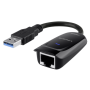 "Linksys ""USB 3.0 Gigabit Ethernet Adapter schwarz USB3GIG-EJ"""