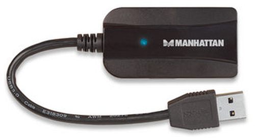 "Manhattan ""MulticardReader 3.0 ext. MANHATTAN USB 24-in-1 [bk]"""