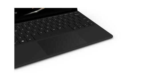 """Microsoft""""Surface Go Type Cover - Tastatur - mit Trackpad, Beschleunigungsmesser - hinterleuchtet - Deutsch - Schwarz [DE-Version, German Keyboard]"""""""