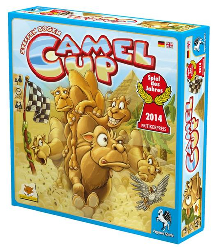 brettspiel pegasus spiele 54541g camel up spiel des jahr pegasus spiele 54541g camel up. Black Bedroom Furniture Sets. Home Design Ideas